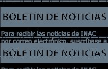 SUSCRIPCIÓN A BOLETÍN DE NOTICIAS
