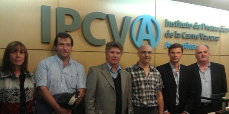 Delegación de INAC en IPCVA (Instituto de la Promoción de Carne Vacuna Argentina)