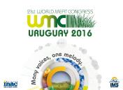 Membres�as nacionales para el Congreso Mundial de la Carne.