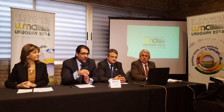 Puesta a punto de INAC en Expo Prado