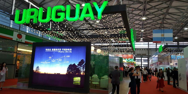 Sial China 2017 showed again growing interest in Uruguayan meat