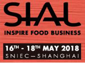 SIAL China 2018. 16 al 18 de mayo.