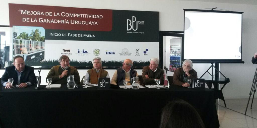 Presentan resultados de proyecto inter-institucional para la ganadería