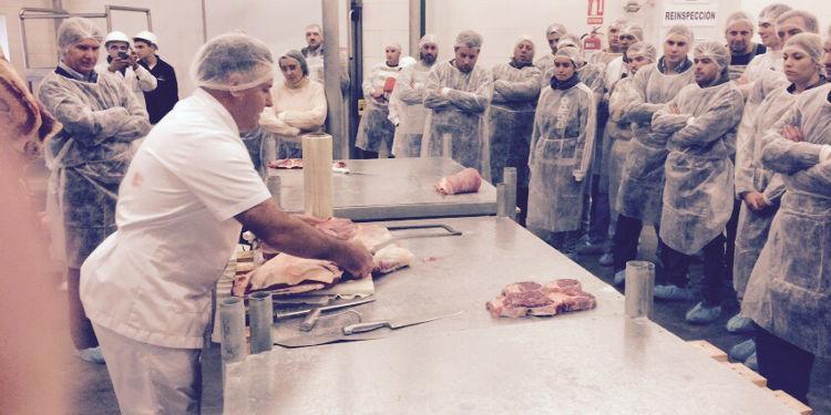 Curso para Operarios de Carnicerías y Transportes de Carnes en Fray Bentos.