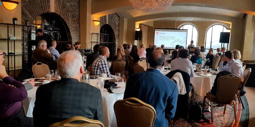 INAC presente en Marketing Workshop de IMS en Canadá
