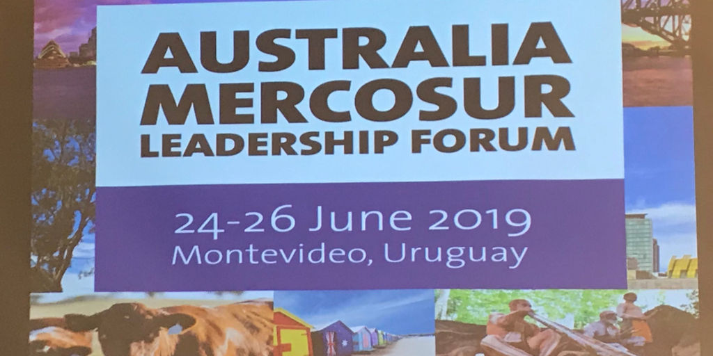 Australia-Mercosur Leadership Forum