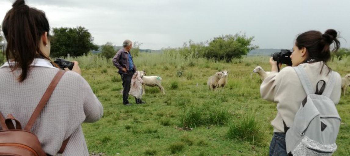 Comunicar el campo en Conciencia Agropecuaria.