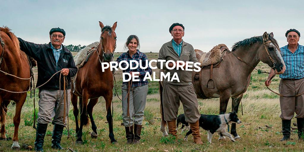 Participá en Productores de Alma!
