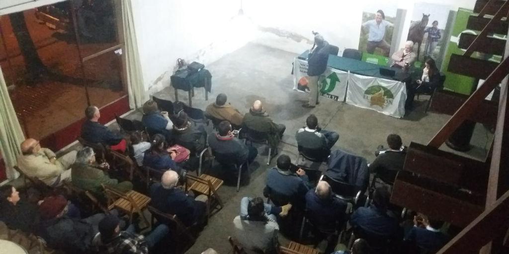 Encuentro en Sarandí del Yí