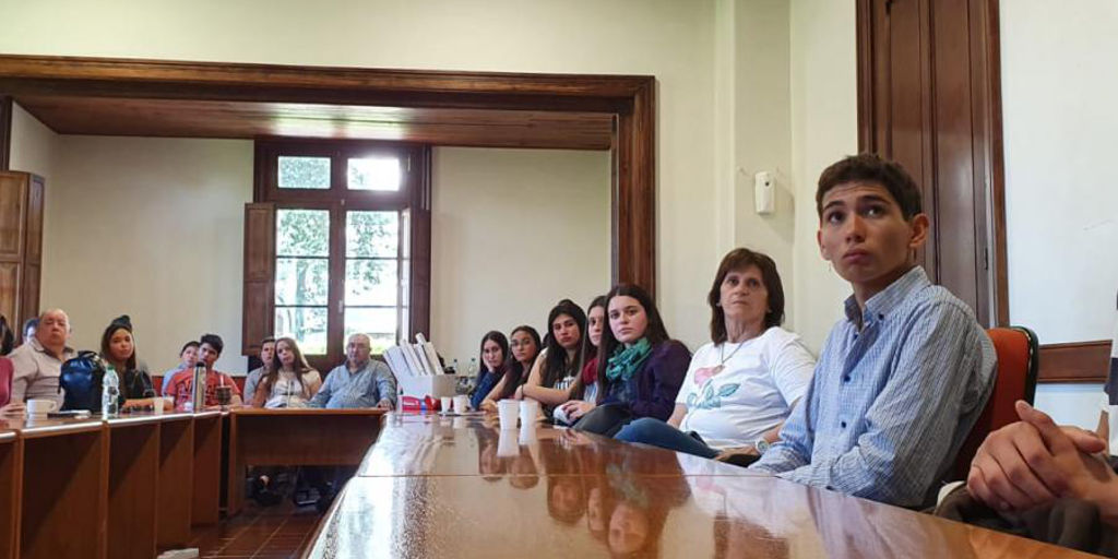 Estudiantes de Tacuarembó, Flores, Florida y Maldonado fueron premiados en concurso sobre Conciencia Agropecuario
