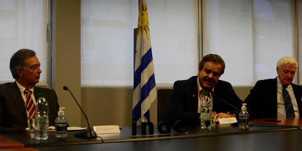 El Ing Agr. Fernando Mattos asumió como Presidente de INAC
