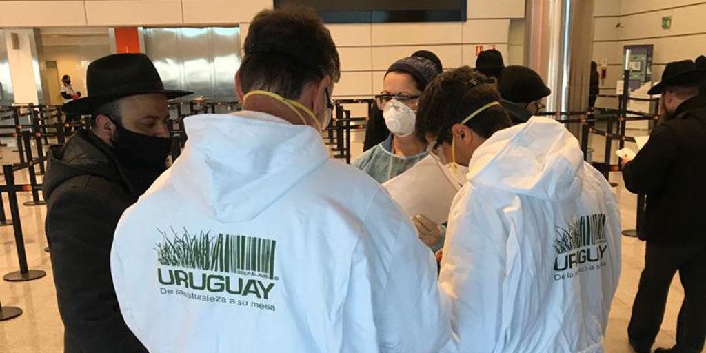 Arriban a Uruguay equipos de certificación Kosher.
