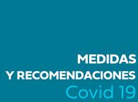 Medidas y recomendaciones COVID 19