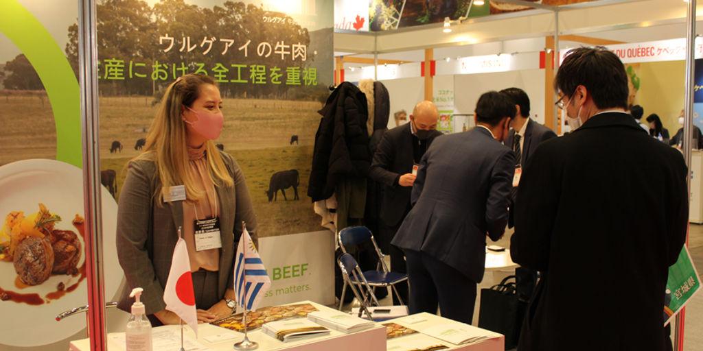Más de 19 mil personas visitaron durante tres días la Feria Foodex Japan 2021
