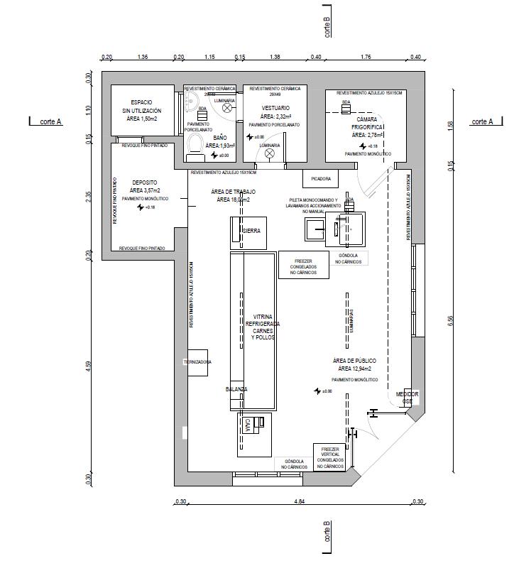 Modelo plano I (Plantas)