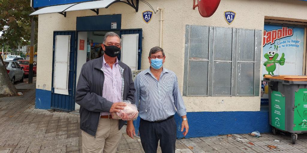 Presidente de INAC recorrió carnicerías de Montevideo