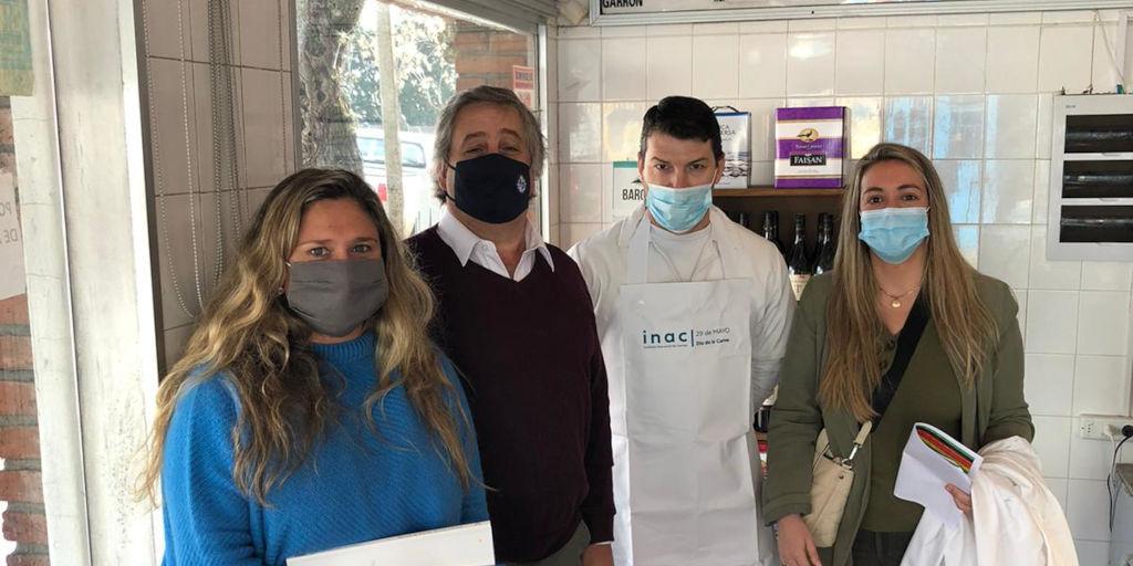 INAC presente en Lavalleja para impulsar el mercado interno.