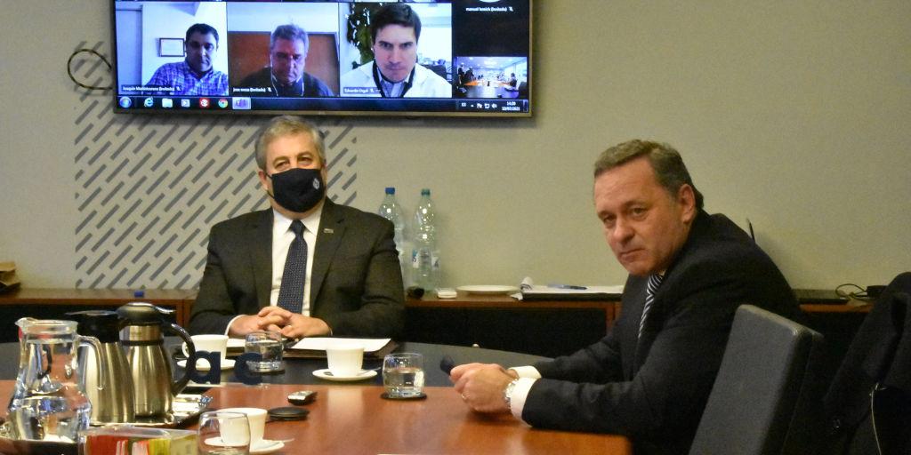 Autoridades impulsan la coordinación entre MGAP e INAC